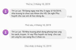 Đà Nẵng: Yêu cầu các trường học bảo mật thông tin của HS và phụ huynh
