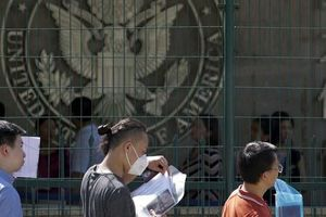Trung Quốc rậm rịch đáp trả việc thắt chặt thị thực của Mỹ
