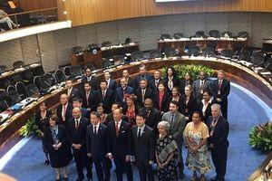 Đoàn đại biểu Bộ Y tế tham dự Kỳ họp lần thứ 70 của Tổ chức Y tế Thế giới khu vực Tây Thái Bình Dương