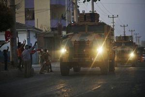 Binh sĩ Thổ Nhĩ Kỳ tiến vào Syria, SDF tuyên bố đẩy lùi đợt tấn công của Ankara