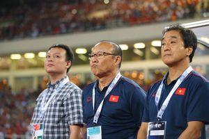 HLV Park Hang Seo: Đội tuyển Việt Nam thắng xứng đáng Malaysia