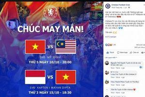 Đội bóng tại Premier League bất ngờ gửi lời chúc tới ĐT Việt Nam