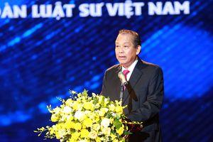 Liên đoàn Luật sư Việt Nam: 10 năm một chặng đường