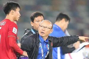 Ông Park Hang-seo công bố đội hình tuyển Việt Nam gặp Malaysia tối nay