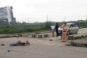 Giáng chức CSGT đứng nhìn nam thanh niên sát hại bạn gái