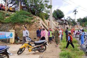 Hỗ trợ các nạn nhân bị sét đánh thương vong khi đi làm rẫy