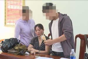 Bắt người phụ nữ mang 1 bánh ma túy từ Hà Nội vào Đắk Lắk bán kiếm lời