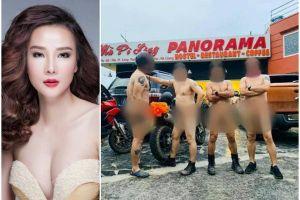 Dương Yến Ngọc: Nhóm người khỏa thân trước khách sạn đèo Mã Pí Lèng tra tấn mắt người khác