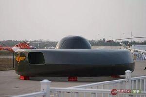 Trực thăng vũ trang 'UFO phiên bản Trung Quốc' siêu độc đáo
