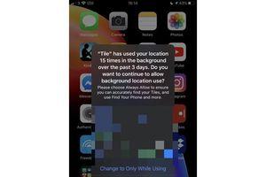 iOS 13 sẽ gửi cảnh báo người dùng khi bị các ứng dụng bí mật theo dõi