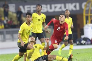 Việt Nam - Malaysia: 3 điểm cho thầy trò HLV Park Hang-seo?