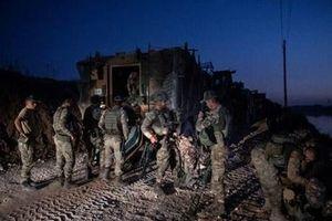 Binh lính Thổ Nhĩ Kỳ đã tiến vào địa phận lãnh thổ Syria