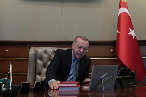 Chiến dịch ở Syria - Canh bạc lớn nhất của Tổng thống Thổ Nhĩ Kỳ