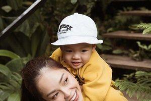 Dương Cẩm Lynh: 'Làm mẹ đơn thân rất khó khăn'