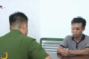Nghi phạm cướp tiệm vàng ở Quảng Ninh ra đầu thú