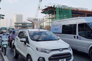 Hà Nội thông xe đường Vành đai 3 dưới thấp đoạn Mai Dịch - Nam Thăng Long