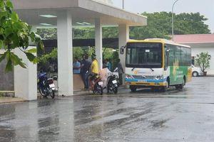 Tài xế ô tô buýt Đà Nẵng tử vong tại bến xe sau tiếng động mạnh