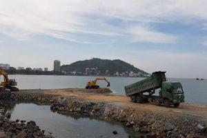 Chủ đầu tư nói gì về dự án lấn biển Vũng Tàu 50 triệu USD?
