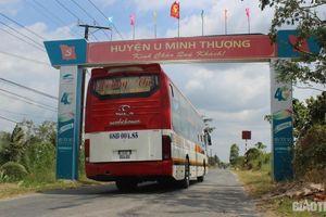 Đầu tư gần 200 tỷ nâng cấp, mở rộng hơn 28km đường về U Minh Thượng