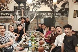 Muôn kiểu sao Việt ăn mừng chiến thắng của tuyển Việt Nam