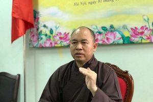 Vụ sư thầy gạ tình PV: 'Theo luật Phật chế Sư Toàn không có quyền sở hữu tài sản'