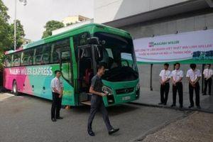 Mai Linh – Willer đưa vào hoạt động tuyến xe khách chuẩn dịch vụ Nhật Bản