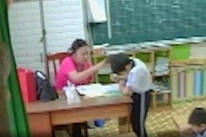 TP.HCM chỉ đạo xử lý nghiêm vụ cô giáo đánh học sinh