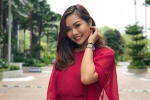 Đọ sắc các nàng WAGs Việt Nam và Malaysia: Đội khách chiếm ưu thế