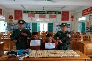 Quảng Bình: Phá đường dây vận chuyển ma túy qua biên giới, thu giữ 100.000 viên ma túy tổng hợp