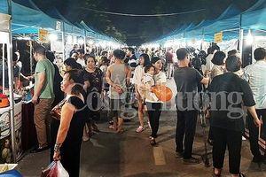 Phiên chợ OCOP hút khách Hà Nội