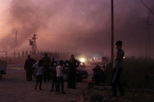 Thổ Nhĩ Kỳ tấn công Syria, hàng chục người Kurd thiệt mạng