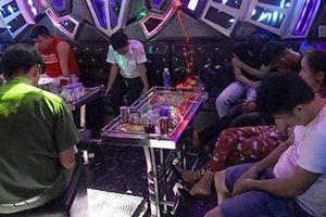 Đấu tranh với tội phạm ma túy lợi dụng quán karaoke, nhà nghỉ để hoạt động