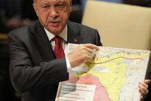 Thổ Nhĩ Kỳ khởi động chiến dịch tấn công người Kurd Syria