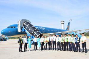 Đường băng số 2 Sân bay Quốc tế Cam Ranh chính thức khai thác