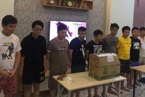 Đề nghị trục xuất 10 đối tượng Trung Quốc nhập cảnh trái phép tại Đà Nẵng