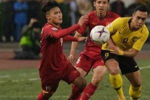 Báo Malaysia: 'Áp lực sẽ khiến đội tuyển Việt Nam thất bại'