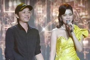 Lệ Quyên song ca, tiết lộ lời động viên đặc biệt của Hoài Linh khi mới hát Bolero
