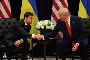 Tổng thống Ukraine: Công bố bản ghi điện đàm với ông Trump không làm ảnh hưởng quan hệ Mỹ-Ukraine