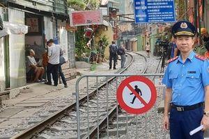 Nóng: Chính thức xóa sổ phố 'đường tàu' Phùng Hưng