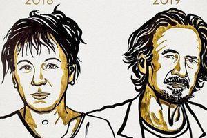 Giải Nobel Văn học vinh danh đồng thời hai nhà văn Ba Lan và Áo