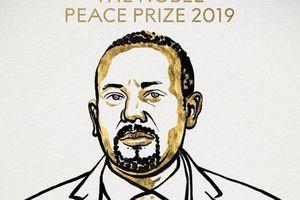 Tân chủ nhân Nobel Hòa bình 2019: Không nằm ngoài dự đoán