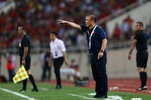 HLV Park hài lòng dù 'chỉ thắng Malaysia 1-0'