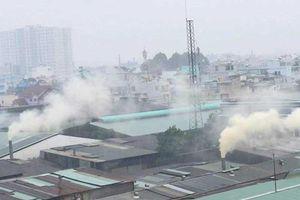 Tân Phú: Dân phát ốm vì khói thải và tiếng ồn