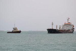Tàu chở dầu Iran nổ gần khu vực cảng Saudi Arabia