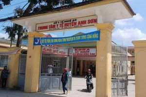 Nghệ An: Sau gây mê nội khí bé 3 tuổi tử vong