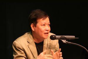 Nhà văn Hồ Anh Thái làm diễn giả tại Hội sách Frankfurt