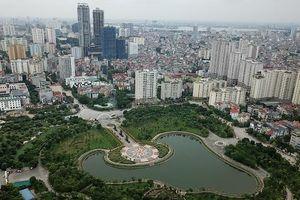 65 năm quy hoạch Thủ đô Hà Nội (1954 - 2019): Hướng tới đô thị xanh, bền vững, hiện đại