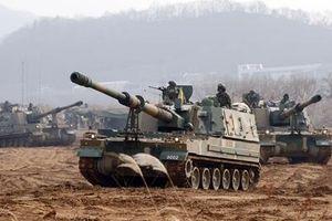 Estonia muốn thêm pháo tự hành K9 Thunder sát biên giới Nga