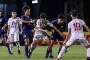 U19 Việt Nam hạ U19 Thái Lan: Thắng mọi cấp độ
