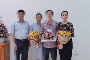 Ái Sa, Huyền Trang, Quỳnh Anh: Em có 'quyền lực' gì... thăng tiến dữ vậy?